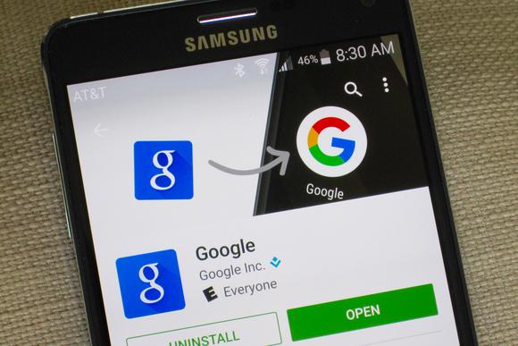 google app new logo