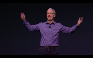 tim cook apple event iphone6s