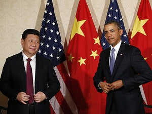 jinping obama china