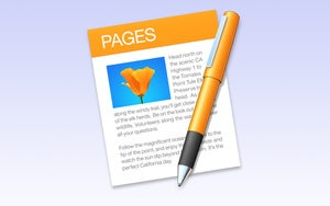 pages mac icon