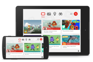 youtube kids update