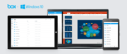 box for windows 10 app