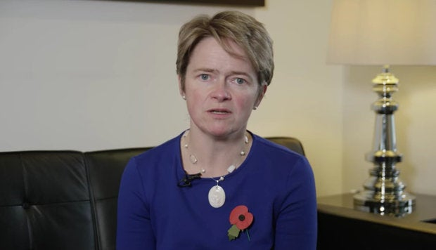 dido harding ceo of talktalk