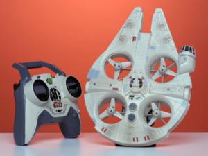 nerds falcon drone controller