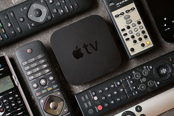 use any remote control with your apple tv primary