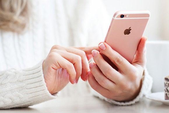 iphone6s thinkstock