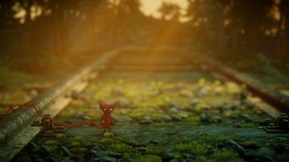 Unravel review: Eyes full of candy, head full of yarn