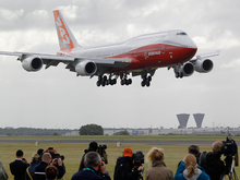The iconic Boeing 747 is almost 50!