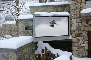 Sunbrite outdoor TV