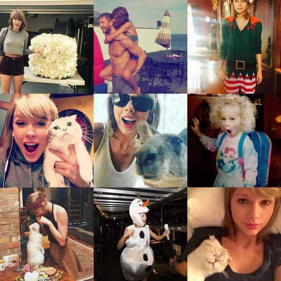 taylor swift 2015bestnine