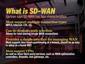 what is sd wan
