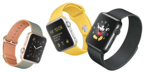 apple watch new primary