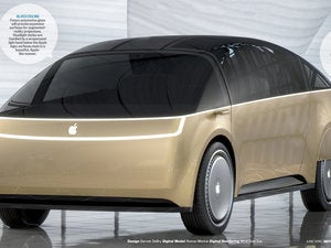 apple car motortrend