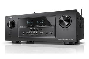 Denon's new AVR-S920W AV Receiver has just about all the 4K/UHD and 3D audio features you could ask