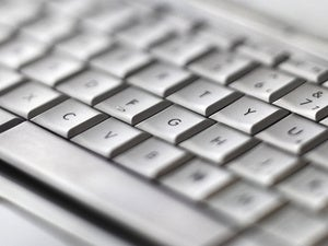 keyboard thinkstock