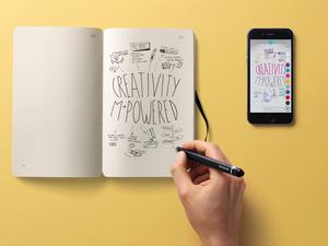 Review: The Moleskine Smart Writing Set turns written words into digital data