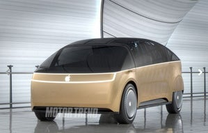 motortrend apple car