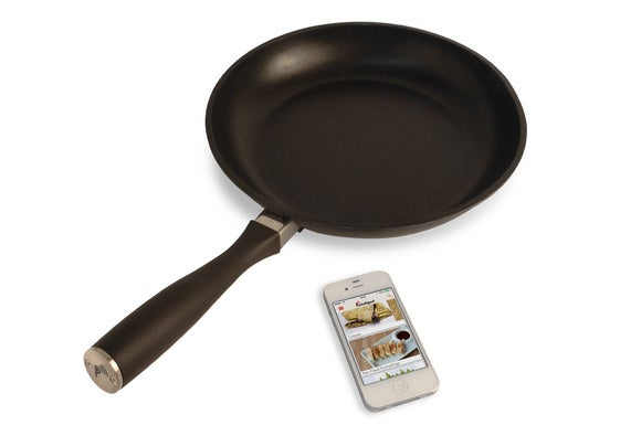 Pantelligent smart pan review this skillet delivers the goods for Perfect bake bluetooth