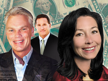 20 highest paid tech CEOs