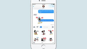 imessage in ios 10 app drawer stickers