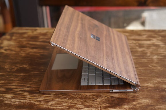 Wood Book Cover Material : Surface book toast wood cover review protect your laptop
