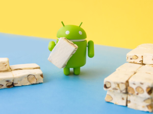 android nougat eating
