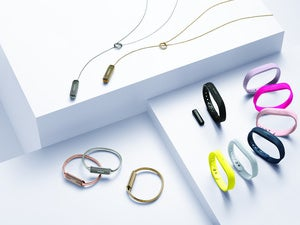 fitbit flex 2 family bangle pendant