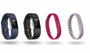 fitbit flex2 charge2