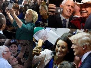 selfies politicians 1