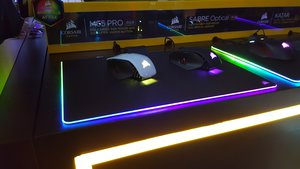 corsair rgb mousepad