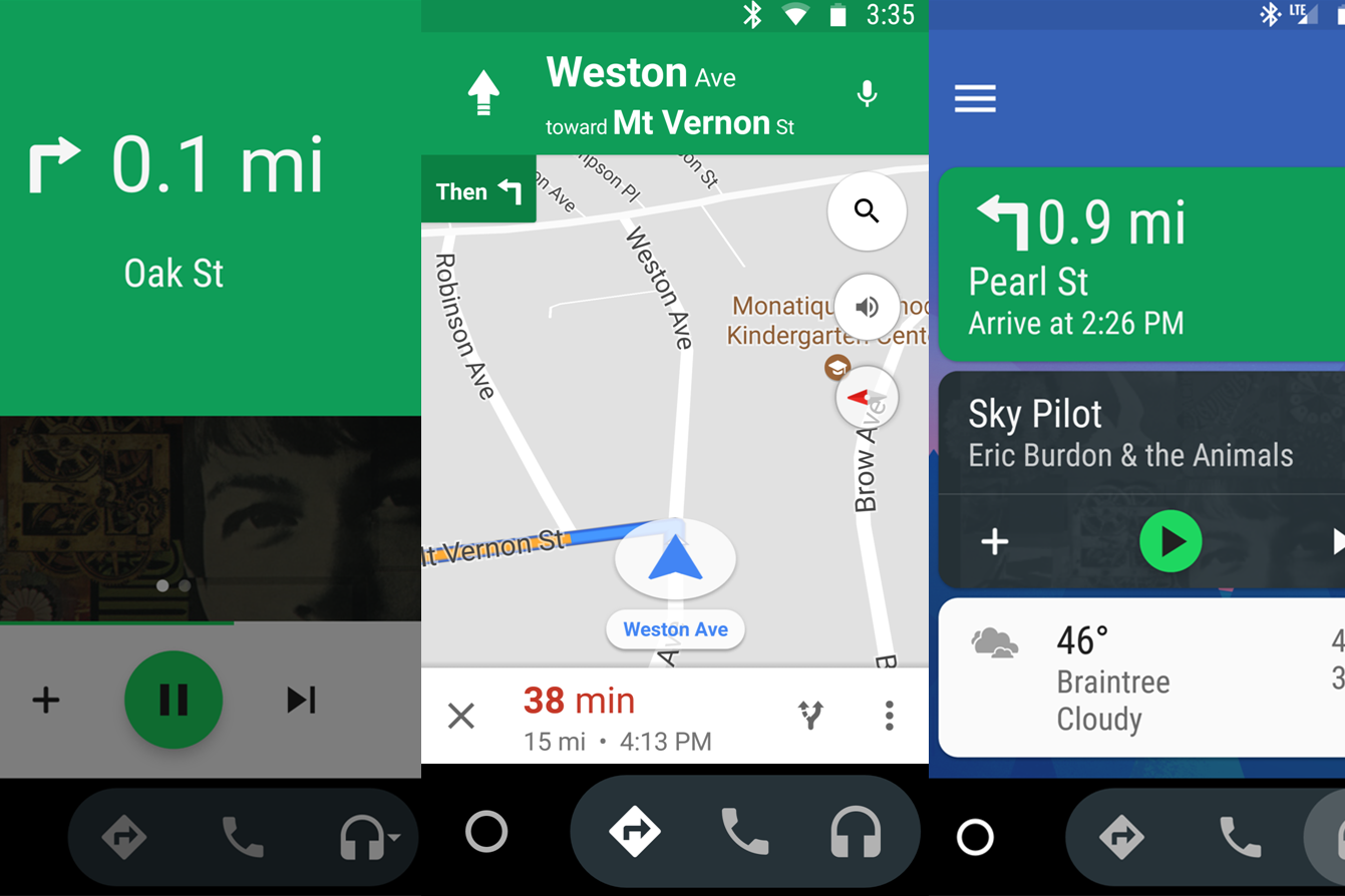 android auto 2.0