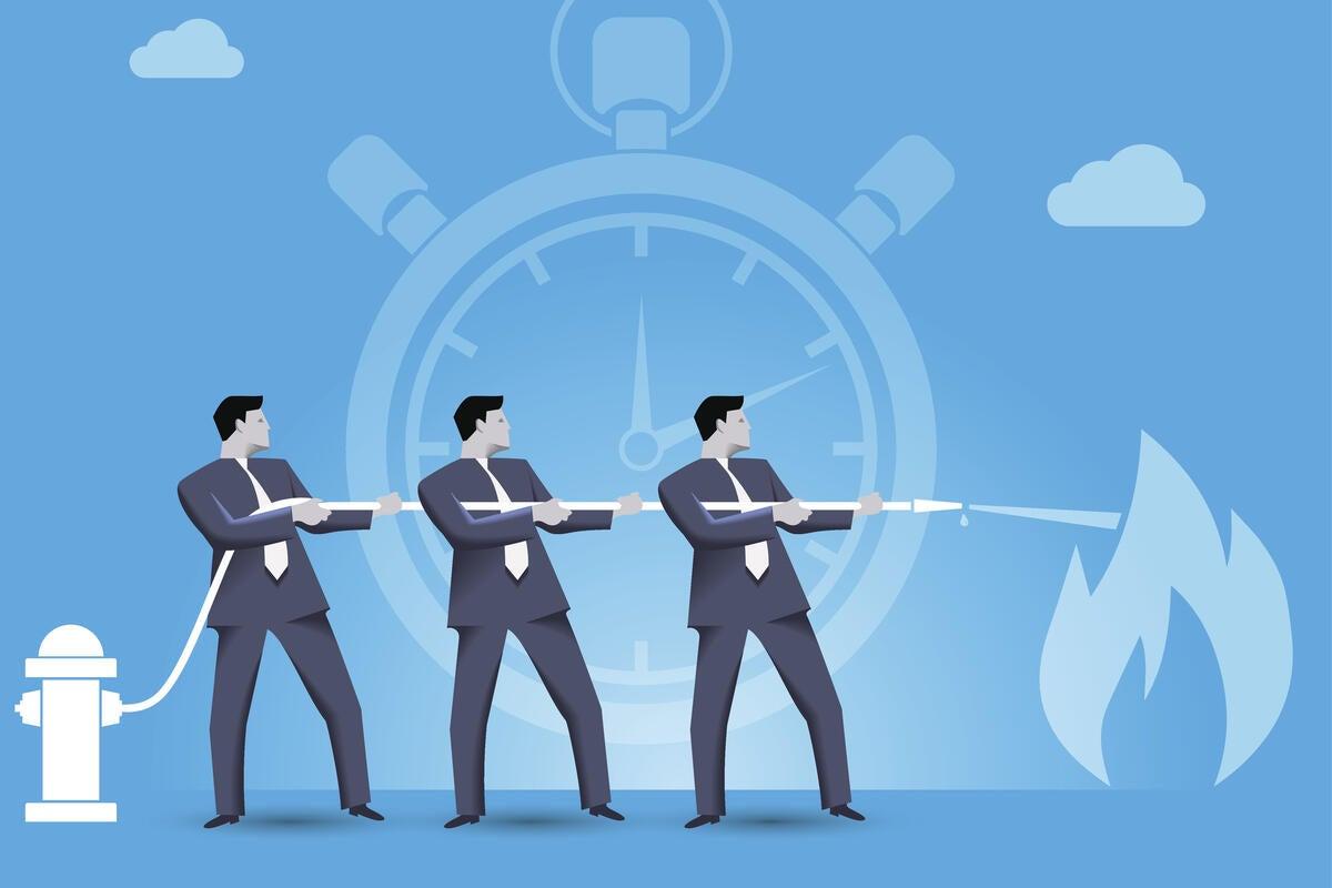 project management crisis management