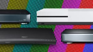 UHD Blu-ray Player comparison