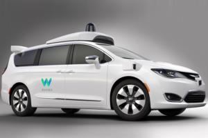 Self-driving cars now 'way more' inevitable with launch of Waymo's first test fleet