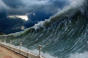 1 tsunami