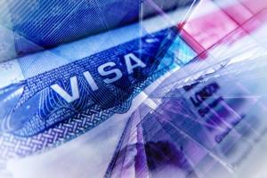 H-1B visa collage