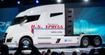 Nikola Motor unveils its hydrogen fuel cell 18-wheeler