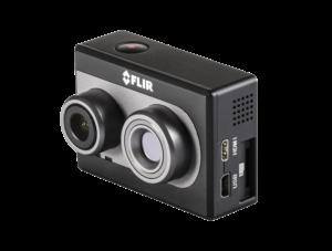 flir duo right side