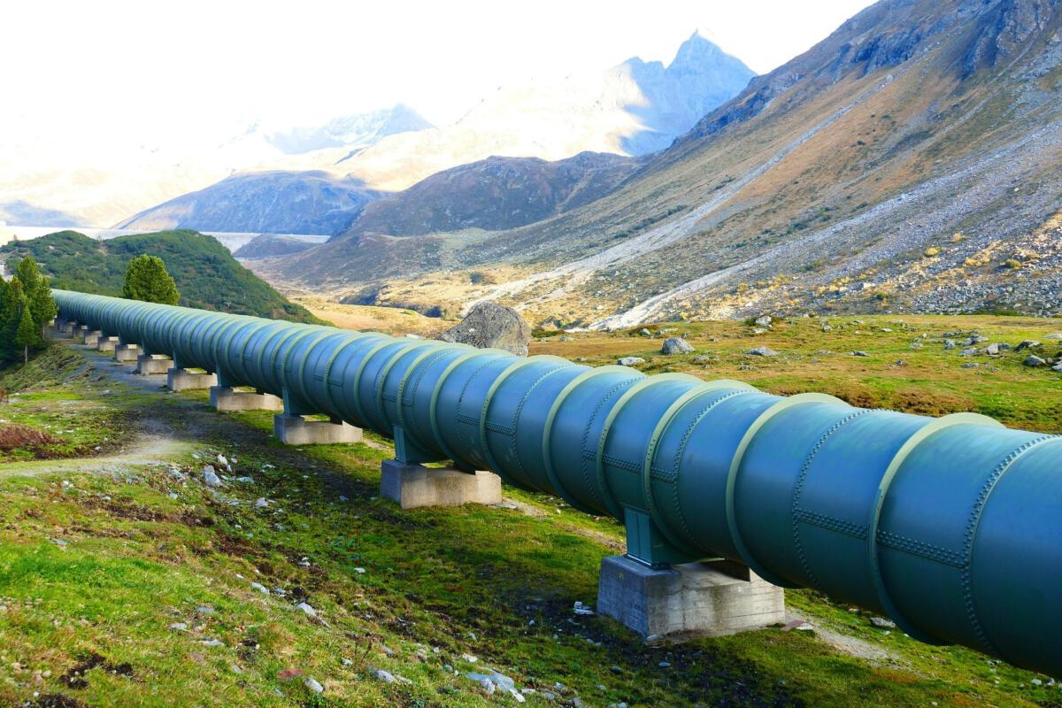 pressure water line pipes pipeline deliver