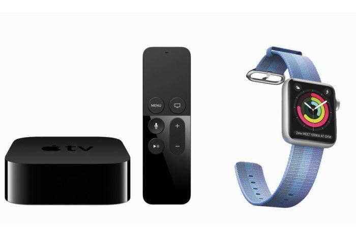 apple watch tv stock