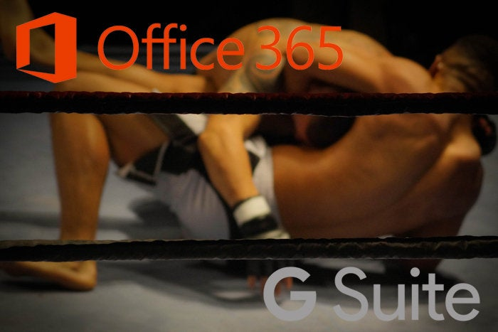 google vs office 365 primary