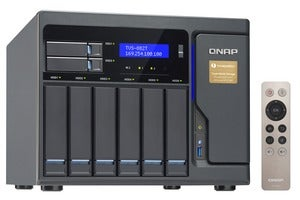 Review: QNAP TVS-882T NAS piles on the features