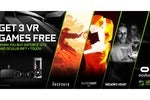 Nvidia's offering three free VR games if you buy a GTX 10 Series card and an Oculus Rift + Touch