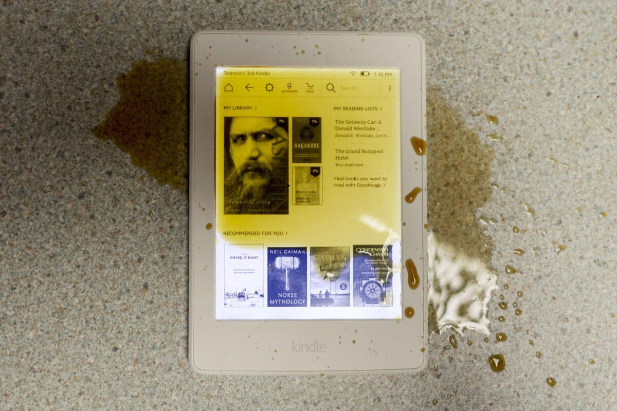 Waterfi Kindle Paperwhite