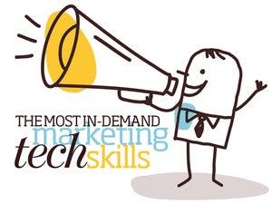 The Most In-Demand Marketing Tech Skills